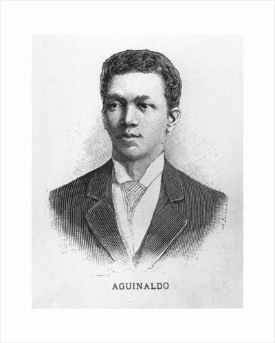 Emilio Aguinaldo by French School