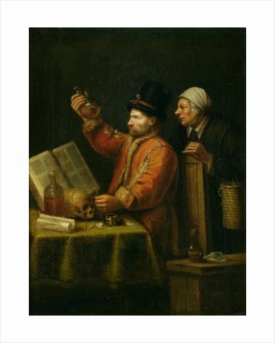 The Urine Examination by Joos van Craesbeeck