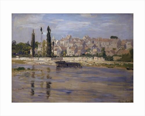 Carrieres-Saint-Denis by Claude Monet