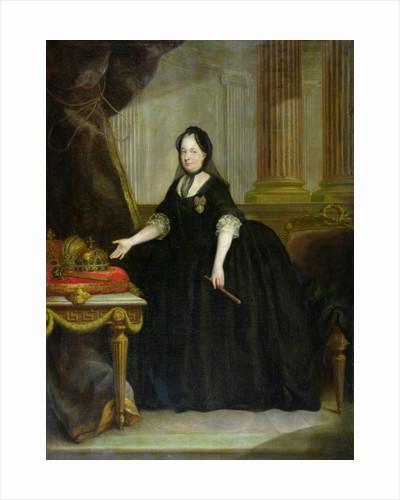 Maria Theresa Empress of Austria by Anton von Maron
