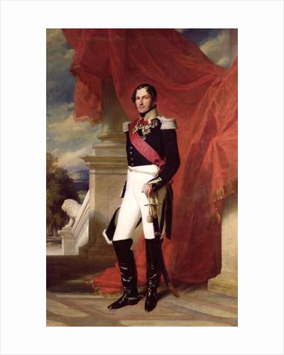 Leopold I by Franz Xaver Winterhalter