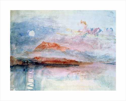 Righi by Joseph Mallord William Turner