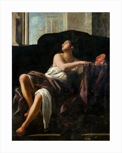 Thalia, Muse of Comedy by Giovanni Baglione