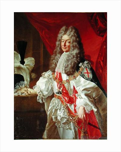 Antoine-Nomper de Caumont Duke of Lauzun by Sir Godfrey Kneller
