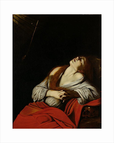 The Ecstasy of Mary Magdalene by Louis Finsonius or Finson