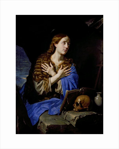 The Penitent Magdalene by Philippe de Champaigne