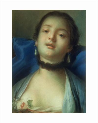 Portrait of a Woman by Francois Boucher