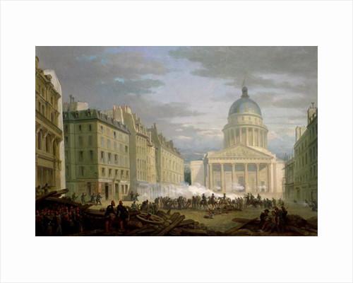 Siege of the Pantheon by Nicolas Edward Gabe