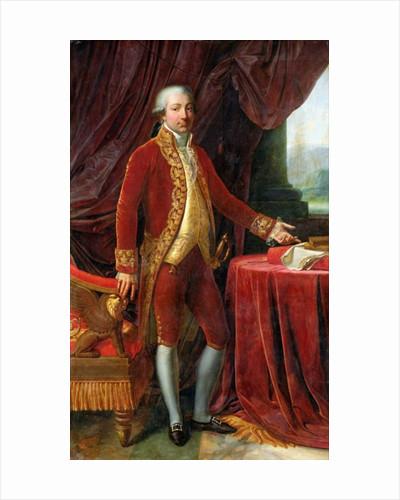 Portrait of Charles-Marie Bonaparte by Anne Louis Girodet de Roucy-Trioson