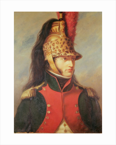 Portrait of Louis Bonaparte by Charles Francois Jalabert
