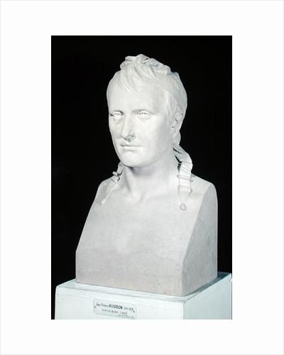 Bust of Napoleon I by Jean-Antoine Houdon