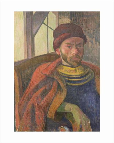 Self Portrait in Breton Costume by Meyer Isaac de Haan