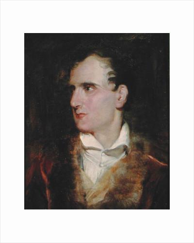 Portrait of Antonio Canova by Thomas Lawrence