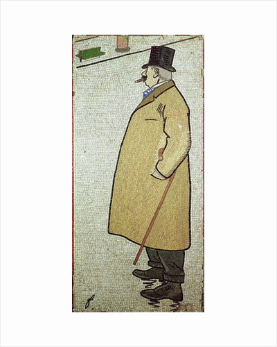 The Old Walker by Jean Louis Forain