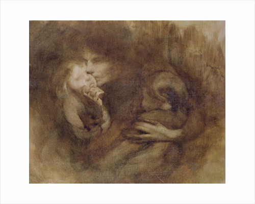 Maternity by Eugene Carriere