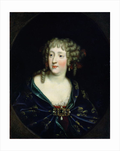 Portrait of Queen Marie-Therese of France by French School