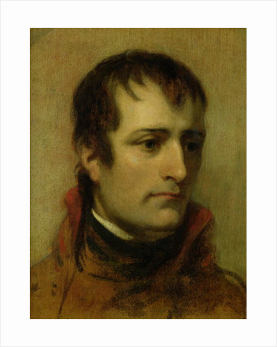 Napoleon Bonaparte First Consul by Thomas Phillips