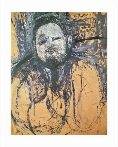 Diego Rivera by Amedeo Modigliani