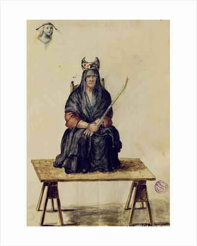 Punishment of a sorceress by Jan van Grevenbroeck