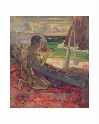 The Poor Fisherman by Paul Gauguin