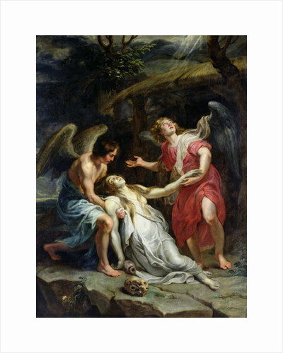 Ecstasy of Mary Magdalene by Peter Paul Rubens