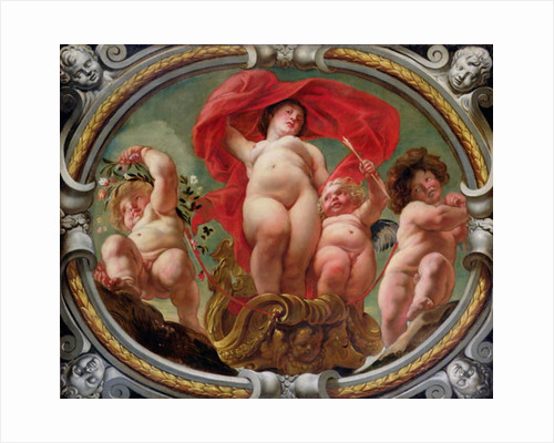Gemini by Jacob Jordaens