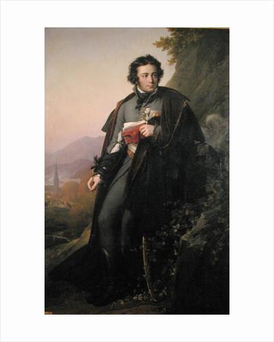 Charles-Artus de Bonchamps by Anne Louis Girodet de Roucy-Trioson