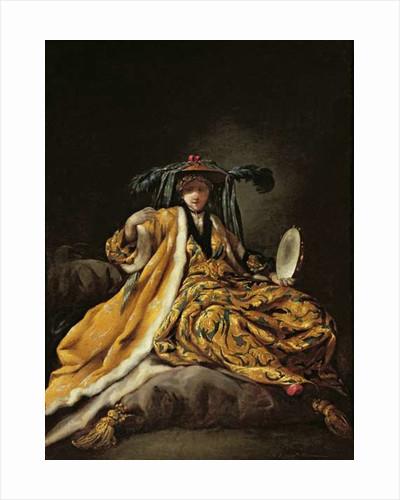 A Greek Sultana by Jean Barbault