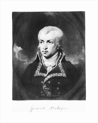 General Charles Pichegru by Charles Howard Hodges