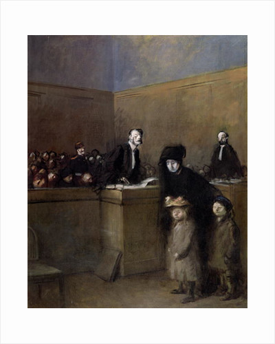 The Weak and the Oppressed by Jean Louis Forain