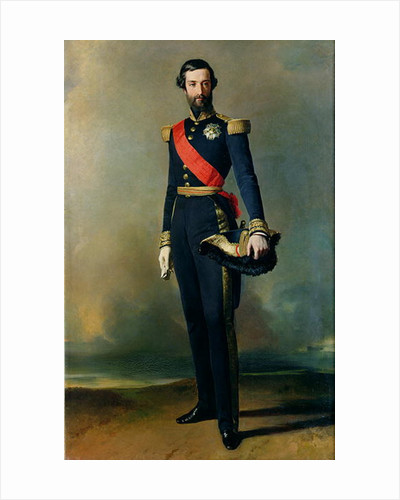 Francois-Ferdinand-Philippe d'Orleans Prince de Joinville by Franz Xaver Winterhalter