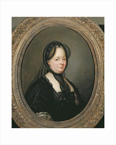 Empress Maria Theresa of Austria by Joseph Ducreux