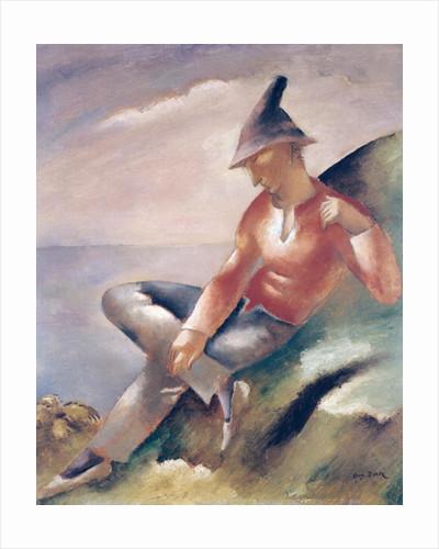 A Man by Eugene Zak