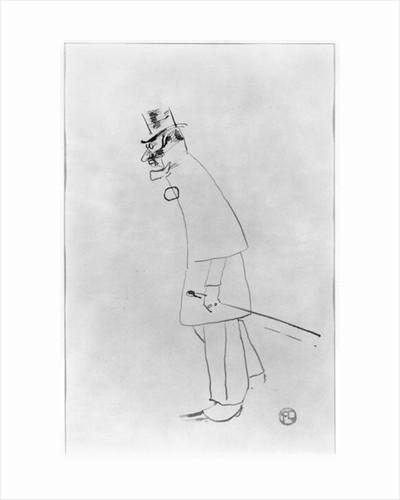 A House Doctor, Gabriel Tapie de Celeyran by Henri de Toulouse-Lautrec