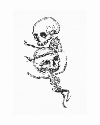 Skeletons by Jules Laforgue
