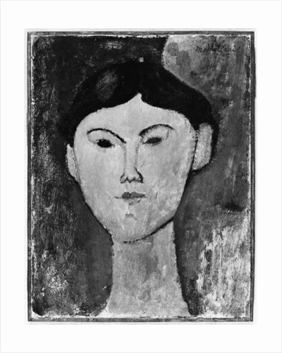 Beatrice Hastings c.1914-15 by Amedeo Modigliani