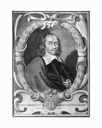 Pierre Corneille by Michel Lasne