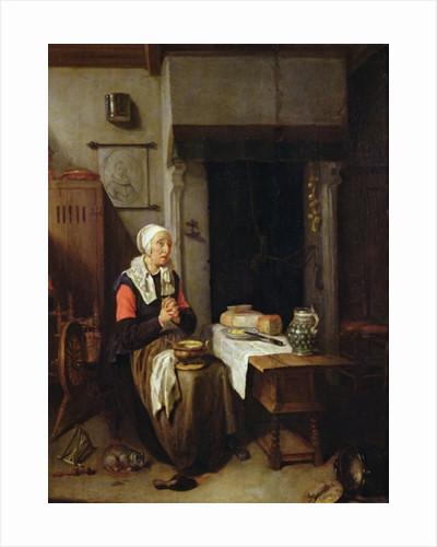 The Grace by Quiringh Gerritsz. van Brekelenkam