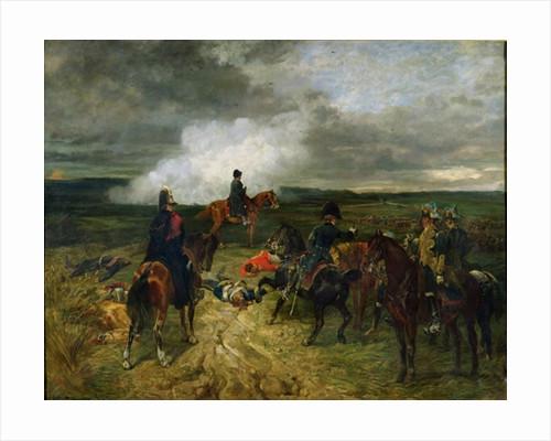 17th June 1815, 7 O'Clock by John Lewis Brown
