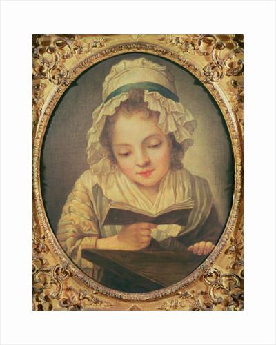 The Reader by Jean Baptiste Greuze