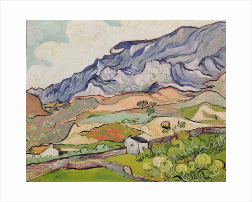 The Alpilles by Unknown Artist