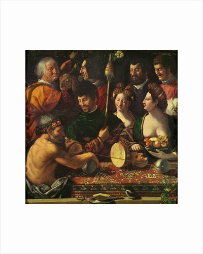 Witchcraft or Allegory of Hercules by Dosso Dossi