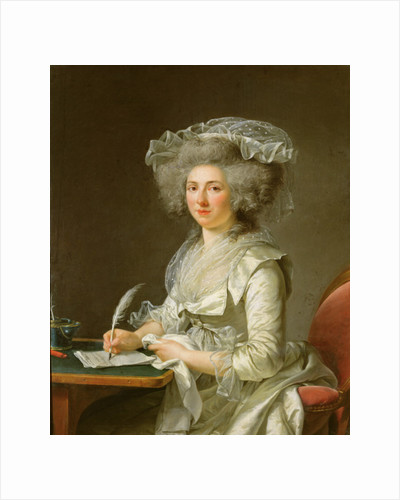 Portrait of a Woman by Adelaide Labille-Guiard