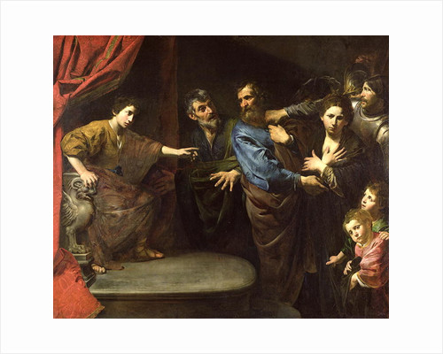The Judgement of Daniel or, The Innocence of Susanna by Valentin de Boulogne