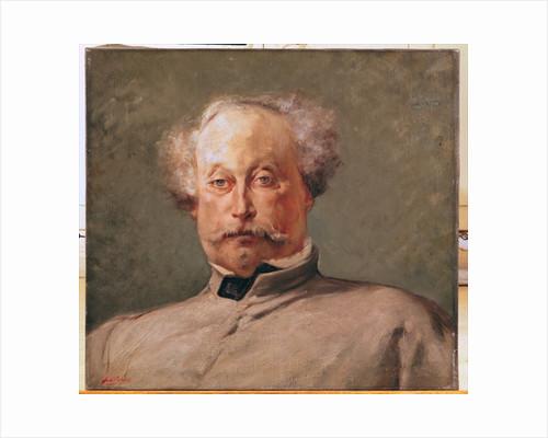 Portrait of Alexandre Dumas fils by Georges Clairin