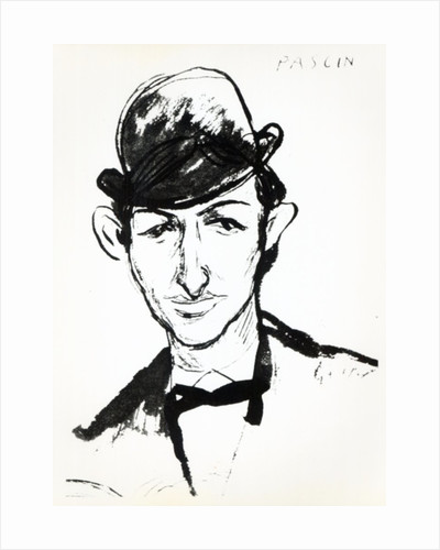 Pascin by Unknown