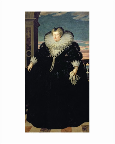 Marie de Medici Queen of France by Frans II Pourbus