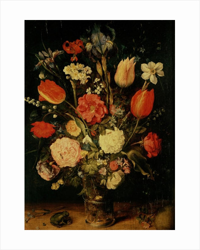 Still Life of Flowers by Jan the Elder Brueghel