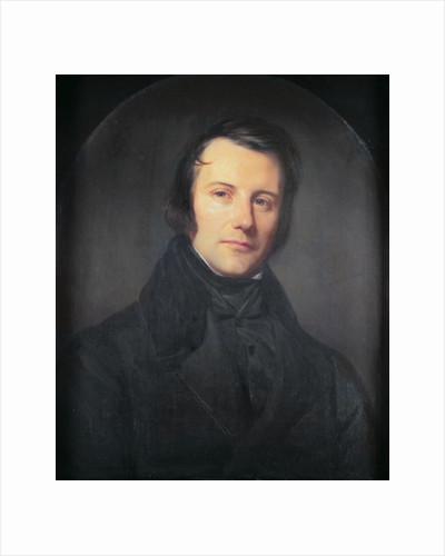 Edgar Quinet by Sebastien Melchior Cornu
