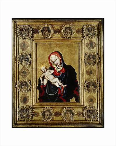 Madonna of Saint-Guy by Czech School